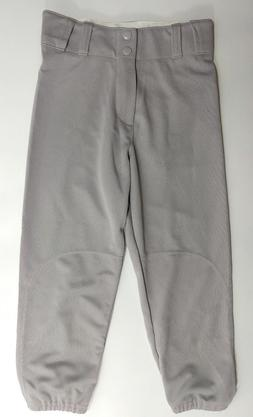 Majestic MLB Pro Style Youth Baseball Pants Gray 857Y
