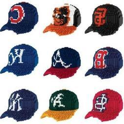 MLB Team Baseball Cap Shaped Hat BRXLZ 3-D Puzzle -Select- T