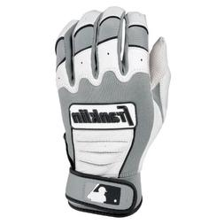 Franklin Sports MLB Youth CFX Pro Series Batting Gloves , Pe