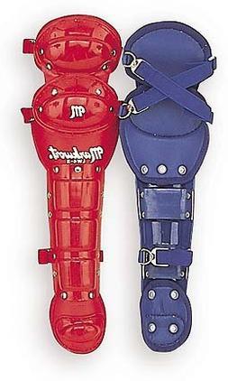 "14"" Boy's Model Double Knee Cap Leg Guards from Markwort - O"