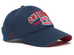 "Montreal Canadiens ""Tribute"" NHL baseball cap hat, unstructu"