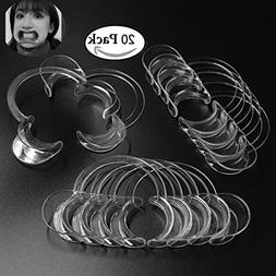 Mouth Openers for Speak Out Game,Standard Dental Mouth Opene