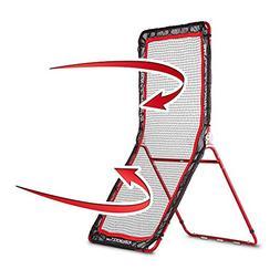 Rukket 4x7ft Multi-Sport Rebounder Pitch Back Training Scree
