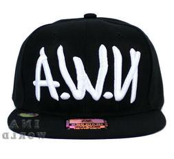 N.W.A. hat Eazy E Compton Snapback Baseball cap Flat Hiphop