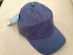 Adams Navy Blue Fit-Rite Baseball Style Hat Cap Medium Large
