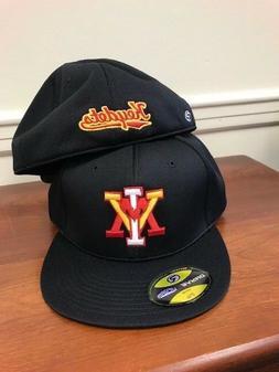 NCAA Virginia Military Institute VMI FITTED  Baseball Cap  K