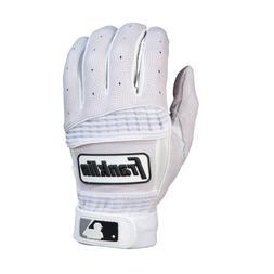Franklin Neo Classic II Series Adult Batting Gloves - Pearl/