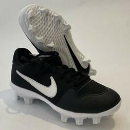 New Nike Alpha Huarache Youth Baseball Cleats AO7583-001 Siz