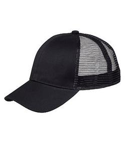 NEW Big Accessories Baseball Cap Ball Hat 6-Panel Structured