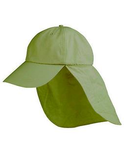 NEW Adams Cap Baseball Hat 6-Panel with Elongated Bill and N