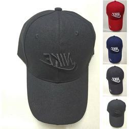 New Embroidered Baseball Cap Nike Logo Hat Hip-Hop Women Men