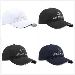 NEW Embroidered LEXUS Logo Baseball Cap Sport Hat Racing Cap