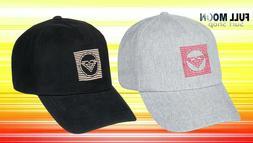 New Roxy Extra Innings B Womans Baseball Hat Cap