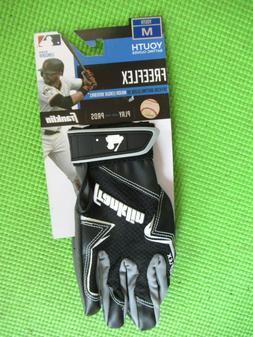 New Franklin Free-flex youth batting gloves baseball size yo