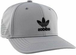 New Adidas Men's Originals Tech Mesh Snapback Baseball Cap H
