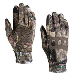 NEW Mens MOSSY OAK Breakup Country Midweight Camo Gloves Siz