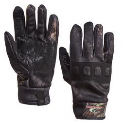 NEW Mens MOSSY OAK Breakup Eclipse Midweight Camo Gloves Siz
