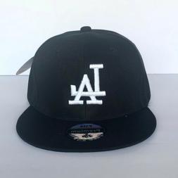 NEW Mens Los Angeles LA Dodgers Baseball Cap Fitted Hat Mult