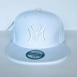 NEW Mens New York Yankees Baseball Cap Fitted Hat Multi Size