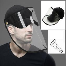 New Model Adjustable Baseball Hat Cap With Removable Face Pr