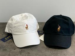 new multi color brown pony chino cap