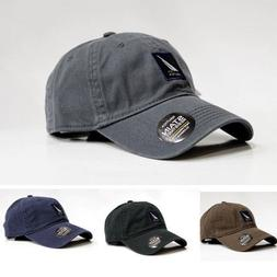 New Nautica Men Women Baseball Cap Outdoor Golf Tennis Drivi
