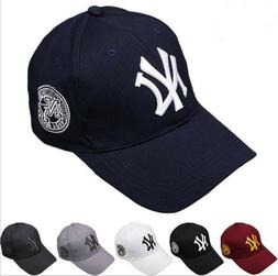 NEW Unisex New York Yankees Baseball Mens Women Hat Sport Sn