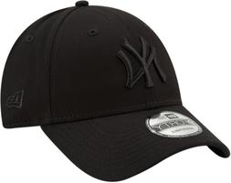 New York Yankees New Era 940 All Black Snapback Baseball Cap