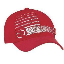 NOS Sea Doo PWC Jet Ski Unisex Faded Red Sports Baseball Cap