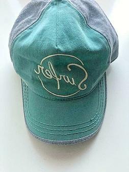 NWOT Roxy Surfer Womens Snapback Baseball Hat Cap Grey / Tea