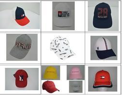 NWT Tommy Hilfiger Cotton Baseball Cap Men Women Unisex Hat