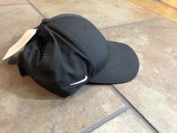 NWT Nike Dri Fit Baseball Cap Unisex One Size Black