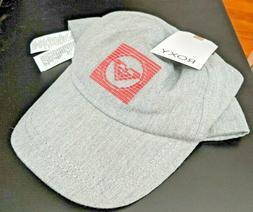 NWT Roxy Extra Innings Women's Hat -One Size- Heritage Heath