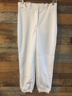 NWT New Champro Baseball pants Adult Small S White FREE SHIP