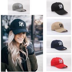 FAST SHIP NAVY NY New York Yankees Baseball Caps Ball Caps H