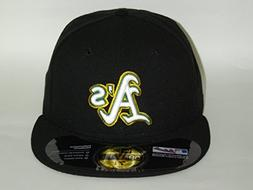 New Era Oakland Athletics MLB Authentic Collection 59FIFTY C