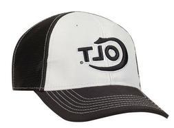 official firearms hat baseball cap black white