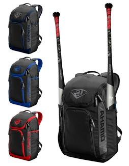 Louisville Slugger Omaha Stick Pack Baseball/Softball Backpa