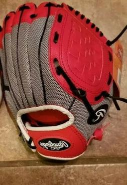 "One New Rawlings TEE BALL Fielding Baseball Glove 10"" LHT"
