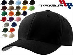 Original Flexfit Fitted Baseball Cap Blank Flex Fit Hat 6277