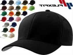 Original Flexfit Fitted Baseball Hat 6277 Wooly Combed Twill