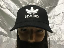 adidas Originals Strapback Trefoil Black Baseball Hat Cap Li