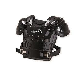 """13"""" Outside Plastic Shield Professional Chest Protector"""