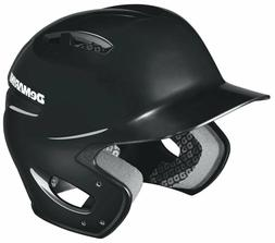 DeMarini Paradox Protege Pro Batting Helmet, Black, Youth
