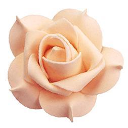 Pentagon Rose Artificial Flower Head - SODIAL100pcs Foam Pen