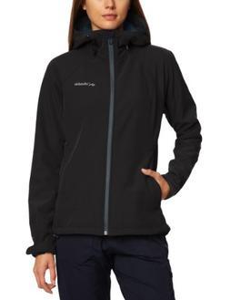 Columbia Women's Phurtec II Softshell Jacket, Black, Large