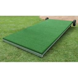 Pro Pitchers Platforms With Adjustable Mound And Non-Marking