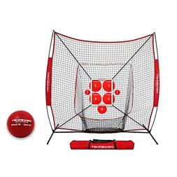 PowerNet Pitch Perfect Targets, Practice 7x7 Net and Strike