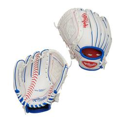 "Rawlings Players Series 9"" Youth Baseball Glove PL90SSG Tee"