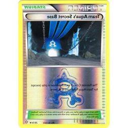 Pokemon - Team Aqua's Secret Base  - Double Crisis - Reverse